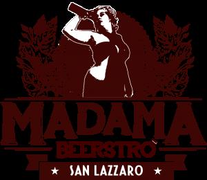 LOGO MADAMA BEERSTRO bologna digital suits web agency