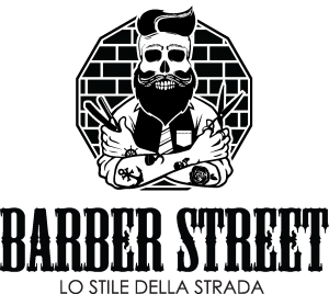 logo barber street digital suits web agency bologna