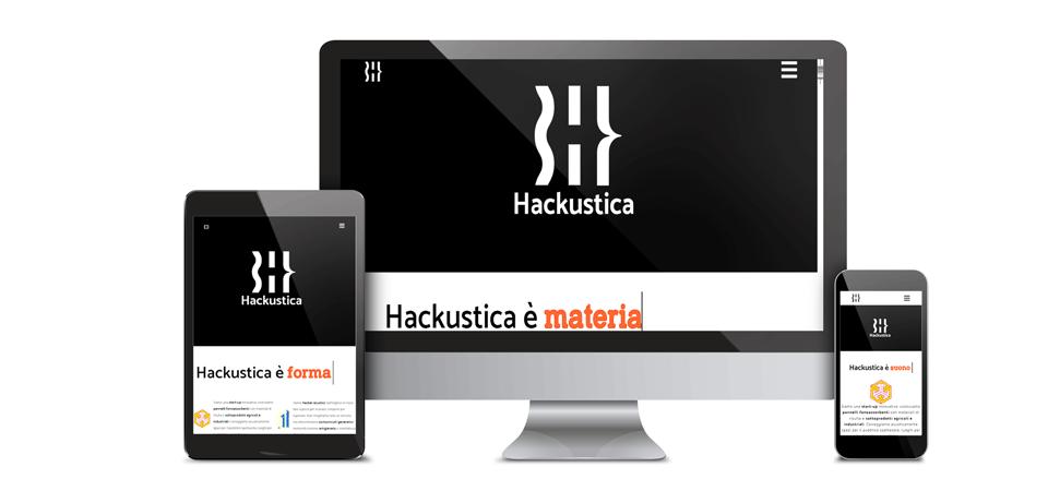 mockup hackustica portfolio web design digital suits web agency