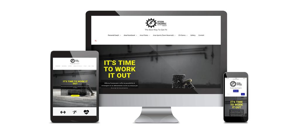 mockup officina funzionaleportfolio web design digital suits web agency