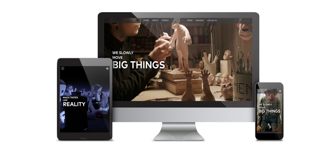 portfolio web design digital suits per studio croma